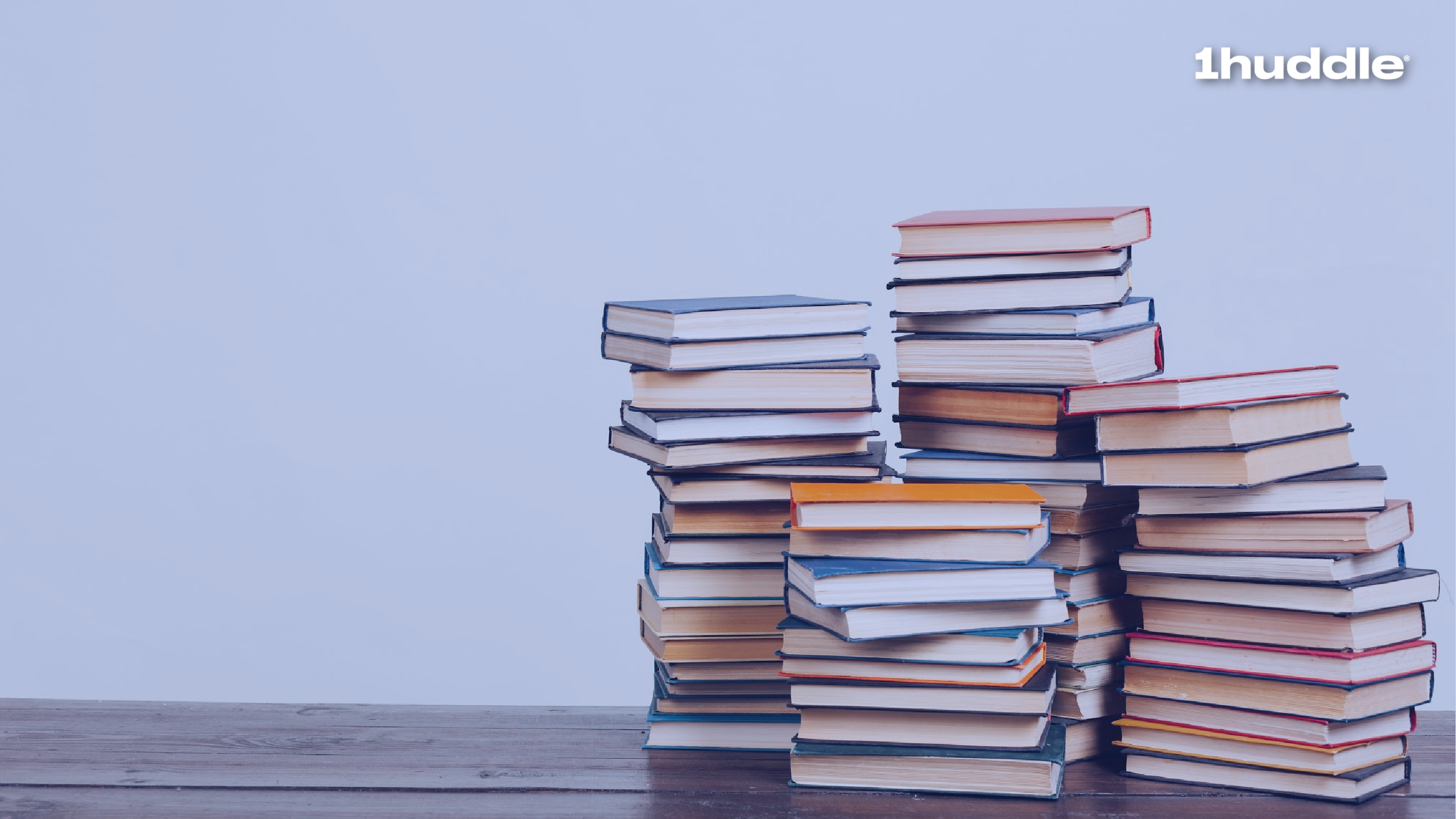 11 Books Every CEO Should Read — from a Fellow CEO