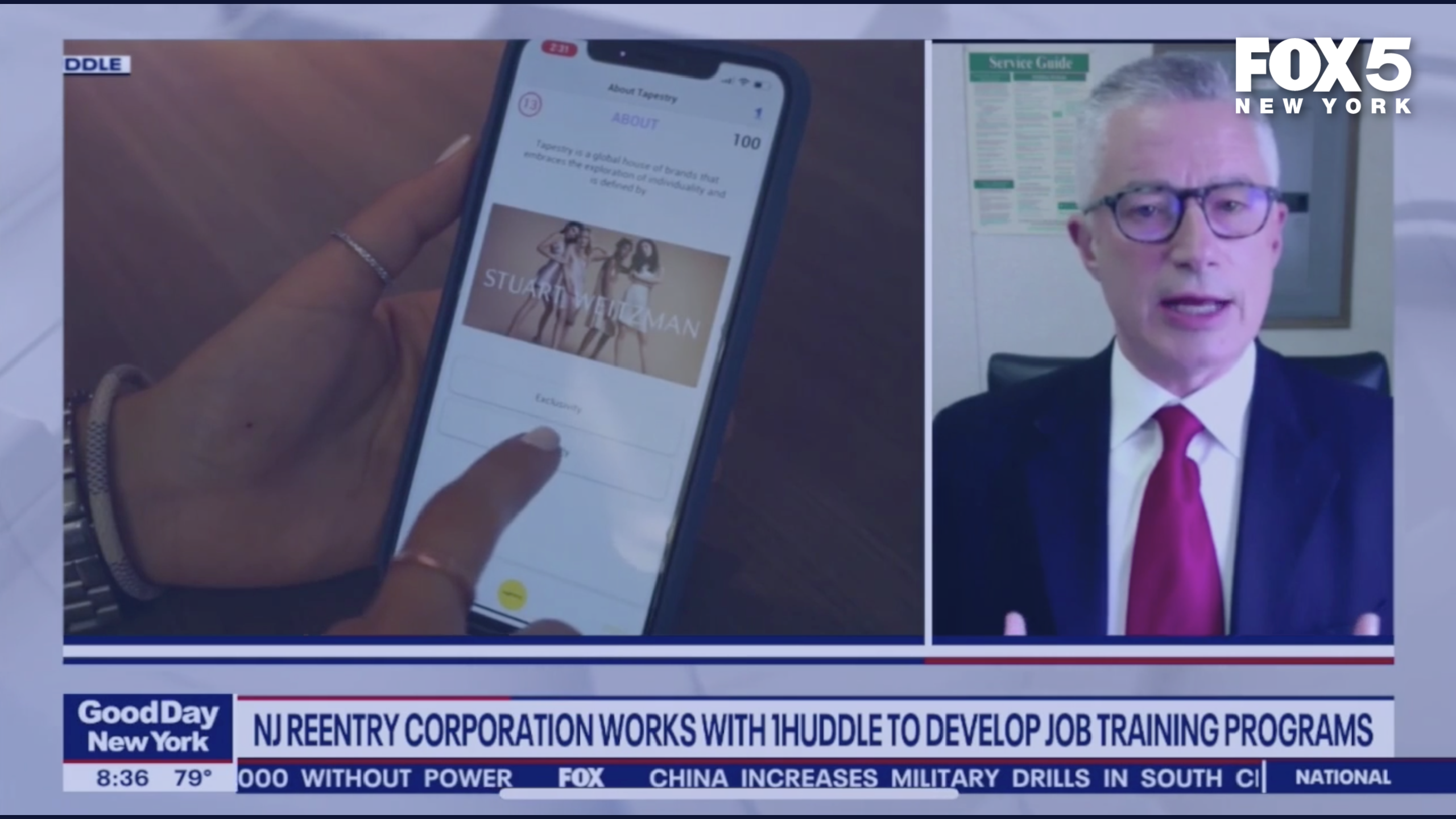 NJ Reentry Corporation Works with 1Huddle to Develop Job Training Programs